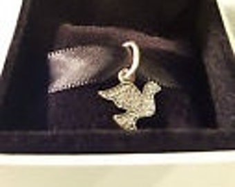 Pandora Sterling Silver Symbol Of Hope Dove