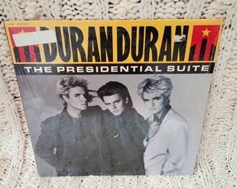 "Duran Duran - ""The Presidential Suite"" vinyl record"