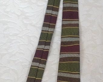 Fab Vintage 1960s Mod Tie