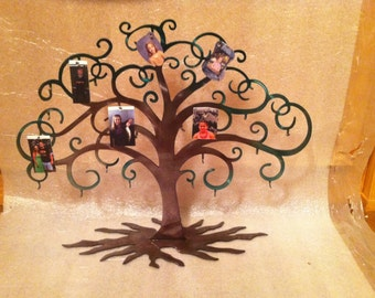 family tree picture holder