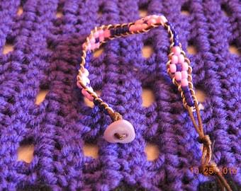 Beaded Strung Bracelet
