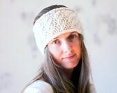 DIGNITY - Headband Knitting Pattern - a set of instructions to knit