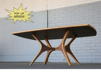 Pop-Up Coffee Table (Mid Century Modern)