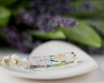 flowers dandelions and rain in jewellery by