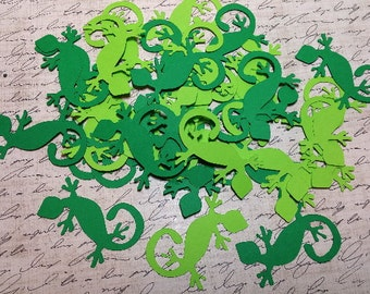 Die Cut Lizards/Geckos   #NJ-32