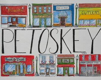 Petoskey Prints
