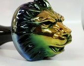 rasta lion pipe by Brebes