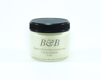Babe's Rich Rejuvenating Face Cream