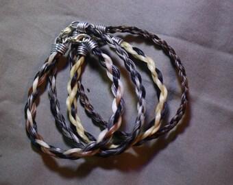 Gift Certificate for Custom horsehair bracelet