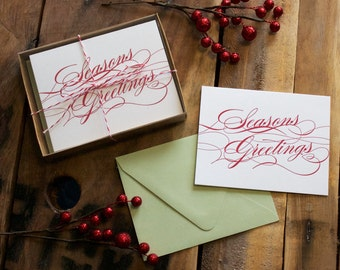 Season's Greetings - Box Set of Cards