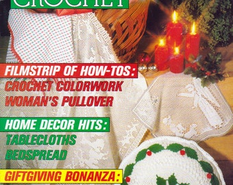 Magic Crochet from 1990's Pick the Number You Need, ,  Number 69, MC Number 70, MC Number 71, Number 72, Magic Crochet Issues