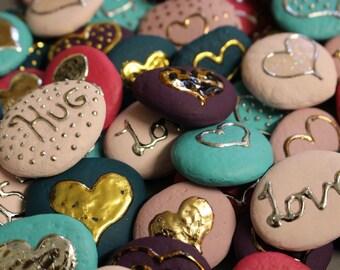 Lucky Dip mini Gratitude Stones