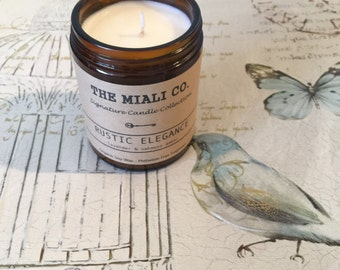 Lavender Soy Wax Phthalate Free Candle
