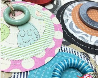 Full Circle Gift Tags | Set of 4