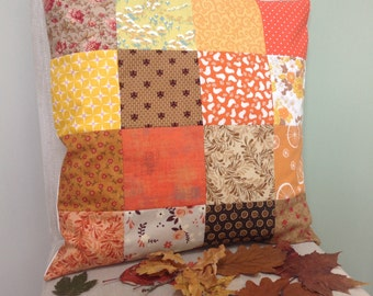 Autumnal Cushion Cover Kit