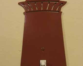Lighthouse Switch Plate or Outlet Cover (Free Shipping)