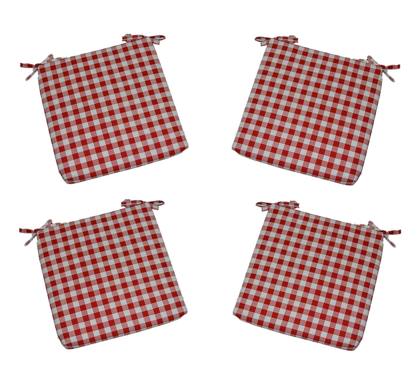 Set of 4 Indoor Universal Foam Seat Cushions w ties Red : ilfullxfull8945314999reo from www.etsy.com size 1429 x 1266 jpeg 276kB