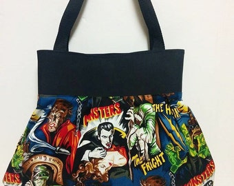 Classic Monster Handbag