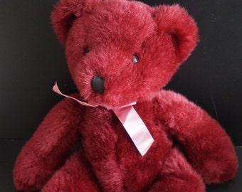 Vintage, Russ Teddy Bear