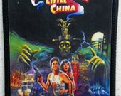 Big Trouble In Little China patch 80's action horror