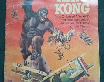 Vintage King Kong Comic Book