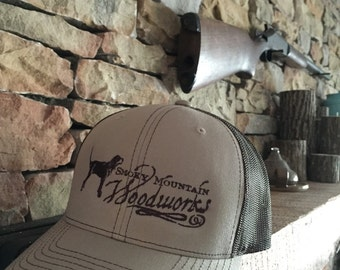 Smoky Mountain Woodworks Hat