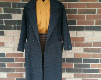 Cassidy 100% wool coat