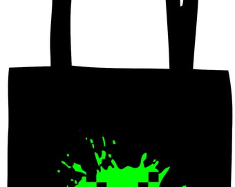 Space Invader Ship 2 Splat Bag