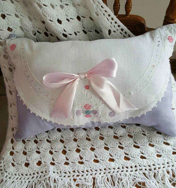 Shabby Chic Envelope Pillow