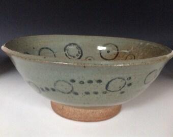 Stoneware Fruit Bowl