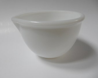 Glasbake Sunbeam Mixmaster Small Bowl