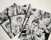 Harry Potter Print Reusable Eco Sandwich/Snack Bag