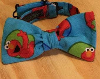 Kids Elmo Freestyle  Bow Tie