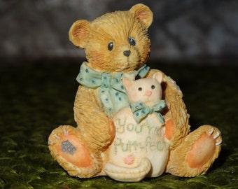 Cherished Teddies Miniature / Enesco Figurine / 916382