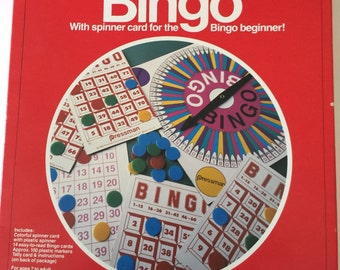 1982 bingo game