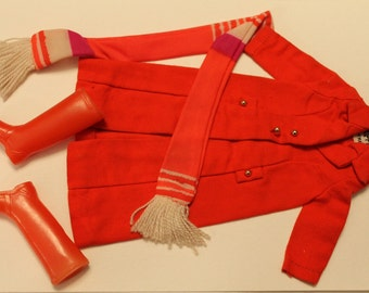 Vintage Skipper doll outfit #3478 Long and Short Of It