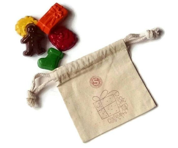 Items Similar To Christmas Crayons Stocking Stuffer