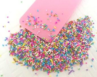 3mm Clay Deco Sprinkles  6 Grams