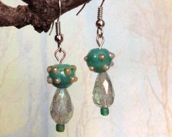 Sea Drops Earrings
