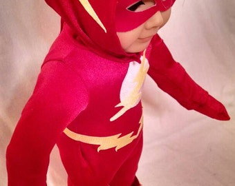 Flash Costume for American Girl Doll