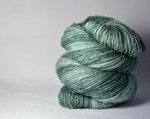 Paysages Fingering - Verdigris - 100 g / 437 yds - Merino / Silk - Single ply