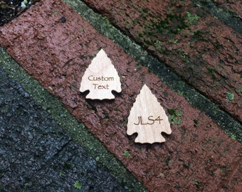 Arrow Head wood cuts