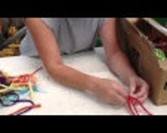 WATCH FREE Rug Making Tutorial Rag Rug Non-slip Instructional link or video link