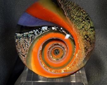 Autumn Swirl Marble M0930