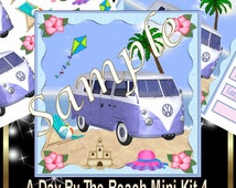 A Day by the Beach Mini Kit 4