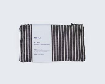 Organic cotton coin purse