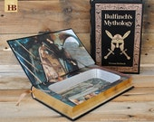 Book Safe - Bulfinch's Mythology - Leather Bound Hollow Book Safe