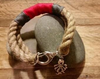 Mainely Rope Bracelet