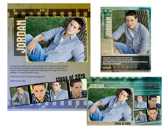 yearbook ad templates free - seniors yearbook ads templates jordan