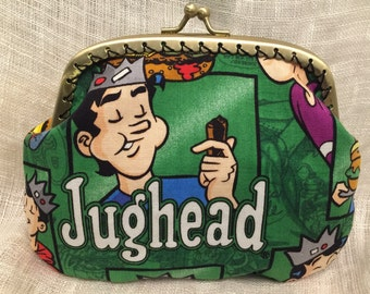 Jughead Archie Comics Coin Purse